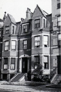 296 Marlborough (ca. 1942), photograph by Bainbridge Bunting, courtesy of the Boston Athenaeum