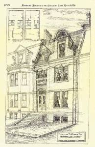 312 Marlborough; The American Architect and Building News, 19Apr1879