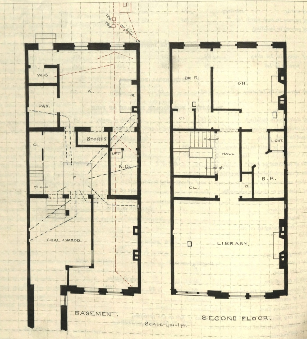 312 marlborough back bay houses for Marlborough house floor plan