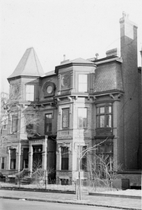 334 Marlborough (ca. 1942), photograph by Bainbridge Bunting, courtesy of The Gleason Partnership