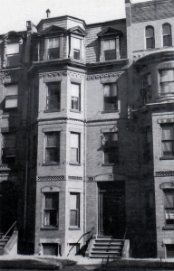 338 Marlborough (ca. 1942), photograph by Bainbridge Bunting, courtesy of the Boston Athenaeum