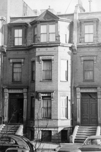 352 Marlborough (ca. 1942), photograph by Bainbridge Bunting, courtesy of The Gleason Partnership