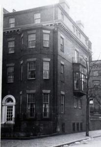 362 Marlborough (ca. 1942), photograph by Bainbridge Bunting, courtesy of the Boston Athenaeum
