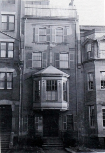 376 Marlborough (ca. 1942), photograph by Bainbridge Bunting, courtesy of the Boston Athenaeum