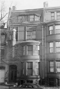 386 Marlborough (ca. 1942), photograph by Bainbridge Bunting, courtesy of The Gleason Partnership