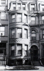 390 Marlborough (ca. 1942), photograph by Bainbridge Bunting, courtesy of the Boston Athenaeum