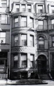 390 Marlborough (ca. 1942), photograph by Bainbridge Bunting, courtesy of the Boston Athenaeum