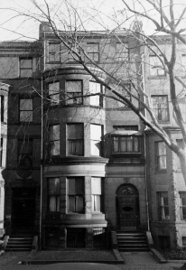 396 Marlborough (ca. 1942), photograph by Bainbridge Bunting, courtesy of The Gleason Partnership