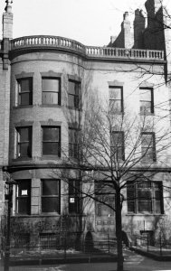 401 Marlborough (ca. 1942), photograph by Bainbridge Bunting, courtesy of The Gleason Partnership
