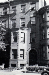 402 Marlborough (ca. 1942), photograph by Bainbridge Bunting, courtesy of the Boston Athenaeum
