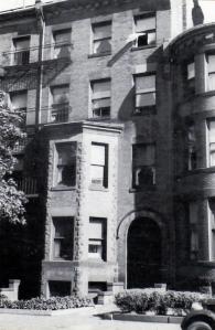 402 Marlborough (ca. 1942), photograph by Bainbridge Bunting, courtesy of the Boston Athenaeum