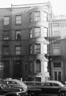 499 Beacon (ca. 1942), photograph by Bainbridge Bunting, courtesy of The Gleason Partnership