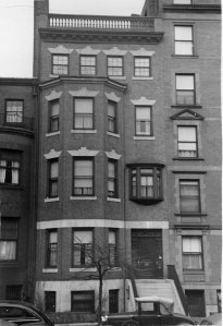 506 Beacon (ca. 1942), photograph by Bainbridge Bunting, courtesy of The Gleason Partnership
