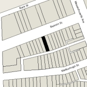 Irregular Lot: 22' on Beacon (2,480 sf)