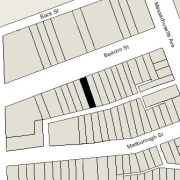 Irregular Lot: 22' on Beacon (2,415 sf)