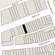 Irregular Lot: 22' on Beacon (2,350 sf)