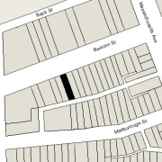 Irregular Lot: 22' on Beacon (2,285 sf)