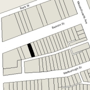 Irregular Lot: 22' on Beacon (2,154 sf)