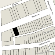 Combined Irregular Lot: 44' on Beacon (4,111 sf)