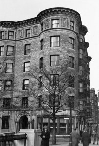 371 Commonwealth (ca. 1942), photograph by Bainbridge Bunting, courtesy of The Gleason Partnership