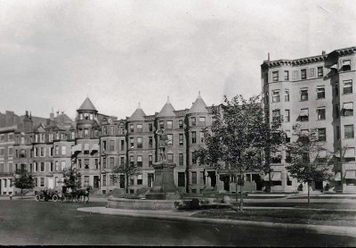 373-393 Commonwealth (ca. 1905), © The Mary Baker Eddy Collection; used with permission.