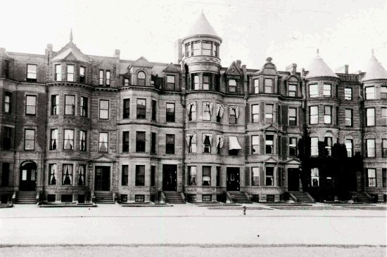 381-389 Commonwealth (ca. 1898), © The Mary Baker Eddy Collection; used with permission.