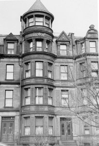 383 Commonwealth (ca. 1942), photograph by Bainbridge Bunting, courtesy of The Gleason Partnership