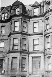 387 Commonwealth (ca. 1942), photograph by Bainbridge Bunting, courtesy of The Gleason Partnership