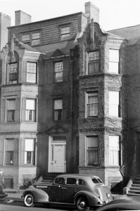 430 Marlborough (ca. 1942), photograph by Bainbridge Bunting, courtesy of The Gleason Partnership