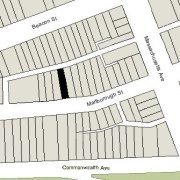 Irregular Lot: 23.15' on Marlborough (2,248 sf)
