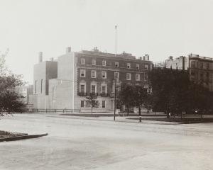 370 Commonwealth (ca. 1915), courtesy of Historic New England
