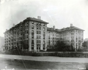 Hotel Somerset (ca. 1908), courtesy of Historic New England