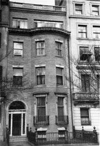 405 Commonwealth (ca. 1942), photograph by Bainbridge Bunting, courtesy of The Gleason Partnership