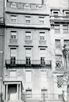 411 Commonwealth (ca. 1942), photograph by Bainbridge Bunting, courtesy of the Boston Athenaeum