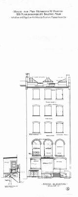 Marl 089 - Rear Elevation - BPL - Blueprint BW