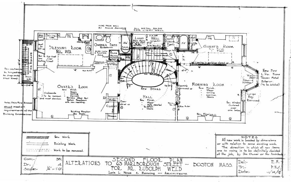 Marl 063 - 1917 Remodeling - 2